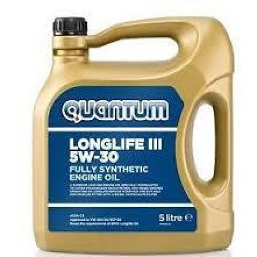 Quantum Longlife III 5W-30 Fully Synthetic Engine Oil
