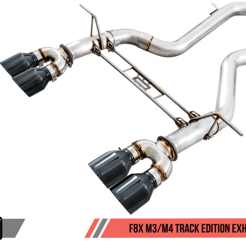 AWE Tuning BMW F8x M3 Track Edition Exhaust System
