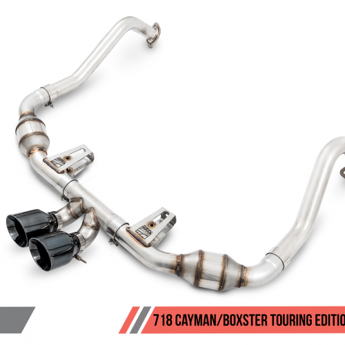 AWE Tuning Porsche 718 Boxster & Cayman Touring Edition Exhaust
