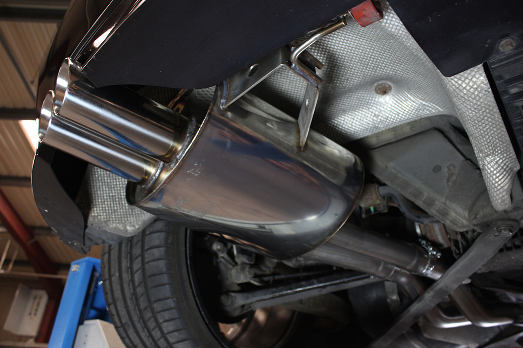 Scorpion Exhaust System Bmw Z4 2 5si 3 0si E85 E86