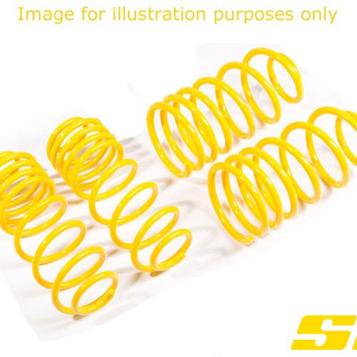 ST Suspension Lowering Springs – VW Golf Mk6