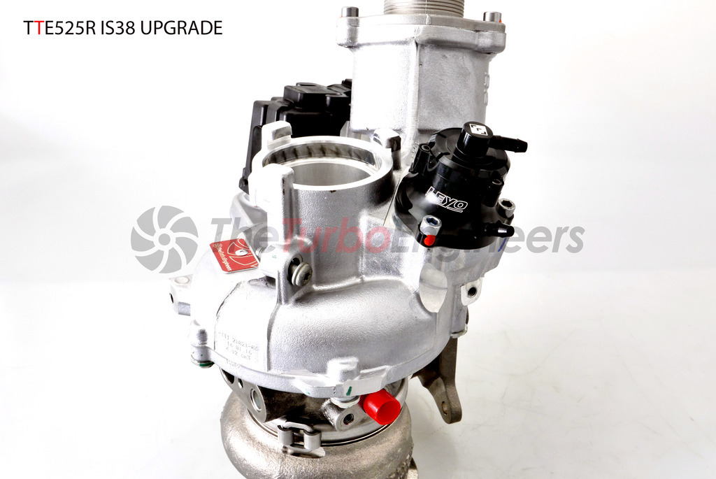 The Turbo Engineers - TTE525R Hybrid IS38 Turbo Charger