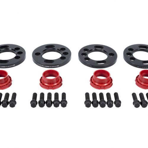 ST Wheel Spacer Kit – PQ35 / MQB Cars – 12.5mm Per Corner