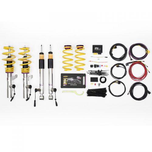 KW DDC Coilovers – Audi A6 (C7)